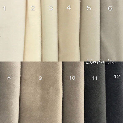 Velvet Fabric Samples Swatches For Custom Made Sofa Cover Or Chair