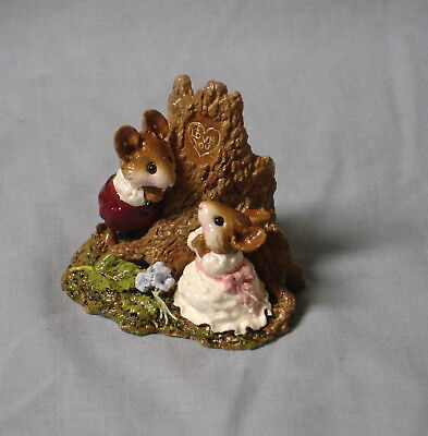 """Wee Forest Folk  """"Hearts and Flowers"""""""