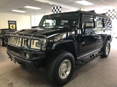 2004 Hummer H2  low mile free shipping warranty clean carfax 4x4 luxury offroad  finance cheap