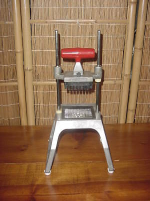 """Vollrath Redco InstaCut 3.5 Vegetable Dicer Cutter - 3/8"""" Cut 15000"""