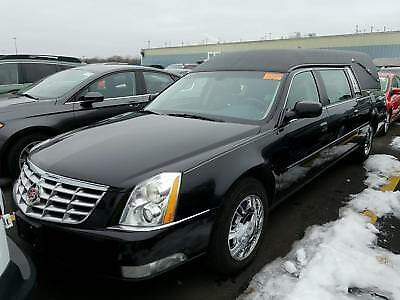 """2011 Cadillac DTS Hearse 2011 Cadillac DTS Funeral Hearse Limo """"EXCELLENT CONDITION"""""""