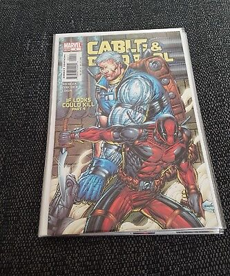 Cable deadpool 4 nm super hot new deadpool 2 movie