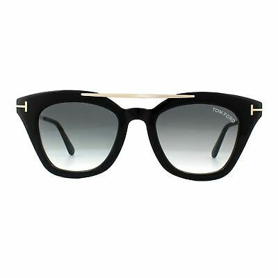 e27bba1fd2 TOM FORD SUNGLASSES 0575 Anna 01B Shiny Black Grey Gradient - EUR ...