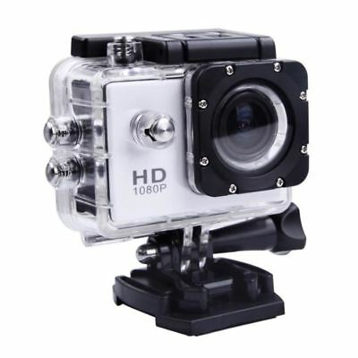 GoPro 12MP 1080p Camera Action 170° Objectif Grand 30 M Caméra Sous-Marine