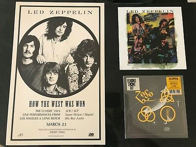 Led Zeppelin Rock Amp Roll Record Store Day 2018 Release 7