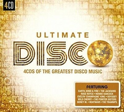 Various Artists - Ultimate Disco / Various [New CD] UK - Import
