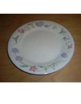 Discontinued Royal Doulton Expressions Summer Carnival Dinner Plates X 2