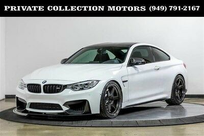 2015 BMW M4  2015 BMW M4 Expensive Upgrades 1 Owner Clean Carfax 9k Miles Pristine