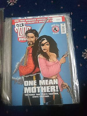 2000 Ad Magazine #1328-One Mean Mother...