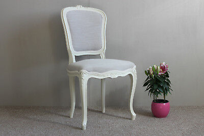 Schabby chic French bedroom chair