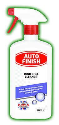Auto Finish Roof Box Cleaner 500ml ARO505 - Restores & Cleans