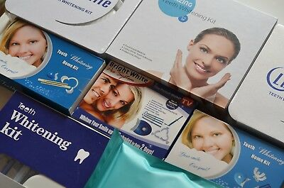 Teeth Whitening Kits 67 In Number All Non Peroxide