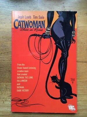 Catwoman When In Rome Dc