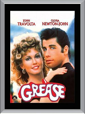 Grease Original Movie A1 To A4 Size Poster Prints