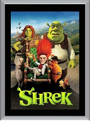 Shrek A1 To A4 Size Poster Prints