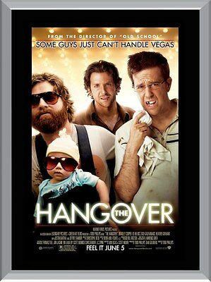 Hangover Movie A1 To A4 Size Poster Prints