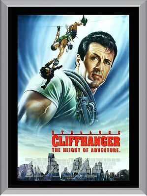Cliffhanger A1 To A4 Size Poster Prints