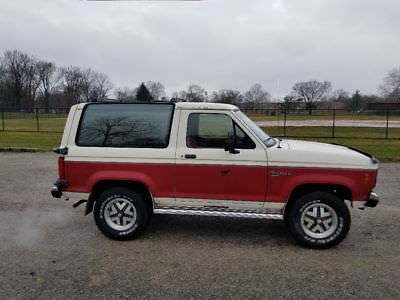 1988 Ford Bronco II Xlt 1988 Ford bronco ii xlt