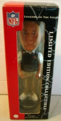 NEW NFL Limited Edition Collectible Coach Butch Davis Bobble Head 8""