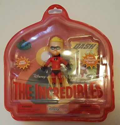 The Incredibles Dash Figure NEW