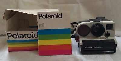 Polaroid 3500 Super Color Auto Focus Land Camera