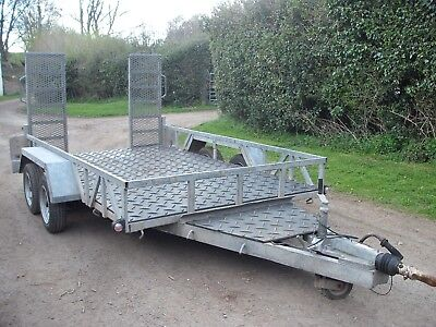Indespension Plant/Goods Trailer 10 foot by 6 foot