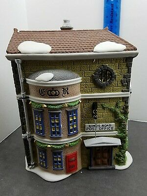 Kings Road Post Office Dept 56 Dickens Village Collection.