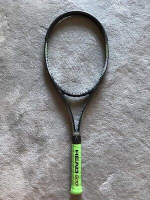 NEW Head Calibre 600 L2 Goran Prestige Pro Wimbledon Stock Made In Austria SEE!!