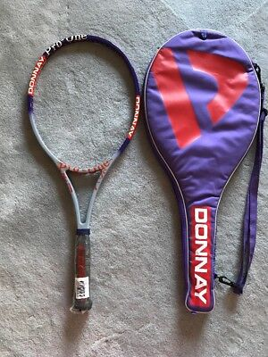 NEW Donnay Pro One Limited Edition L3 Agassi Pro Wimbledon Stock Belgium SEE!