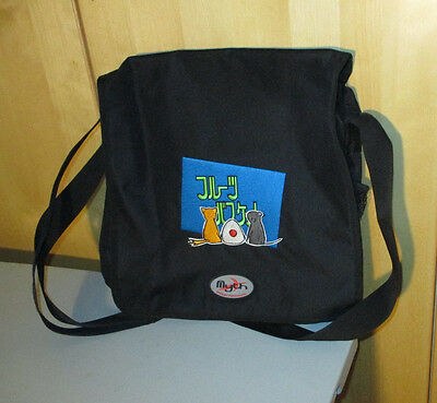 Fruits Basket Messenger Bag Cat Rat Rice Ball Mythwear Natsuki Takaya