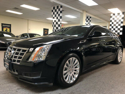2013 Cadillac CTS  low mile coupe free shipping warranty awd clean carfax 2 owner luxury finance