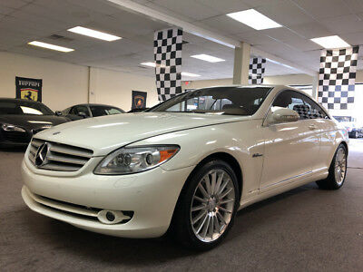 2007 Mercedes-Benz CL-Class  low mile cl550 free shipping warranty clean cheap luxury finance 550 loaded