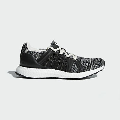 Adidas BB6264 Women ultra Boost Parley Running shoes black white Sneakers 78a2f25d9