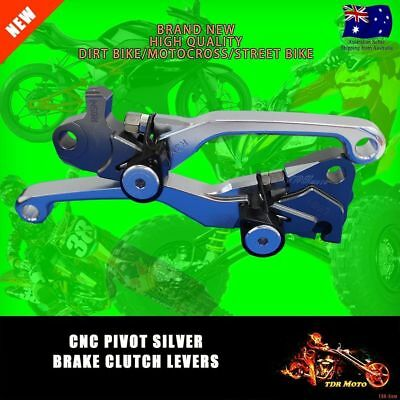 For Yamaha YZ 250 F Pivot Lever Brake and Clutch Set 2014 2015 YZ426F YZ450F New