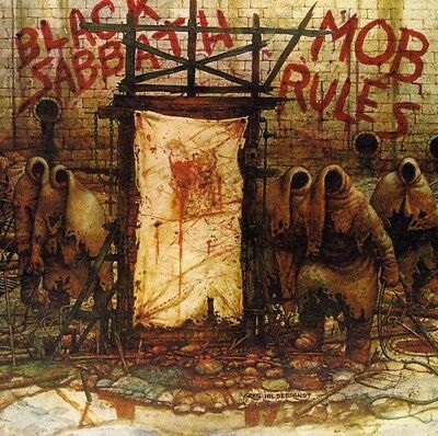Black Sabbath - Mob Rules [New CD]