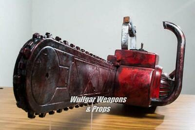 Chainsaw Arm (Moving) - Ash Vs. Evil Dead & Army of Darkness Inspired 1:1