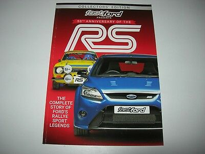 Fast Ford - 50th Anniversary of the RS  : COLLECTORS EDITION - Rallye Sport