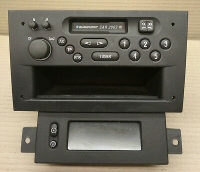 vauxhall opel corsa blaupunkt radio car 2003 player. Black Bedroom Furniture Sets. Home Design Ideas