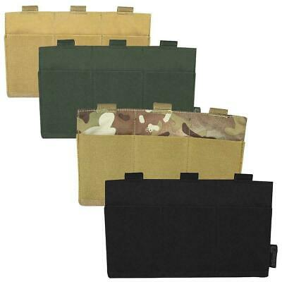 Viper Airsoft Low Profile Triple Magazine Plate Pouch Carrier VTMAGPL Softair
