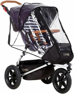 Mountain Buggy URBAN JUNGLE & TERRAIN STORM COVER Pram Pushchair Accessory BN