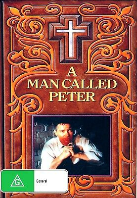 A MAN CALLED PETER  Richard Todd  Jean Peters  Biography  ALL REGION DVD