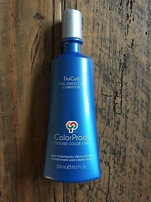 COLORPROOF TRUCURL CURL PERFECTING CONDITIONER ~ 8.5 OZ ~ Shipped Free