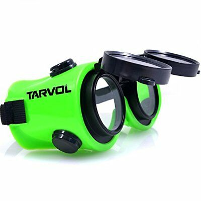Welding Goggles Brazing Glasses Dark And Clear Safety Lenses Cutting Lightweight