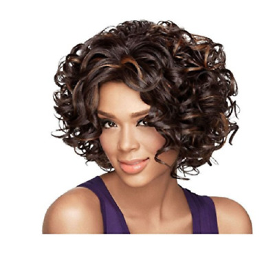 CLEARANCE PRICE! LIMITED TIME! SOFT CURLS, Wigs BLONDE-AUB-BROWN- BRAND NEW