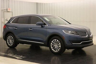 Lincoln MKX Select 2018 Select New 3.7L V6 24V Automatic Front Wheel Drive SUV