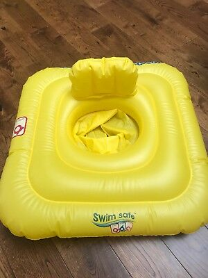 Bestway Baby Seat 0-12 Month Swim Safe Support Swimming Aid Inflatable Ring