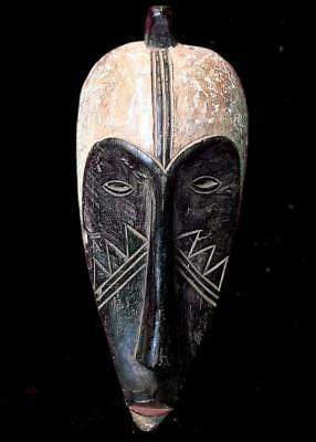 Outstanding Tribal Fang Mask        --- Gabon