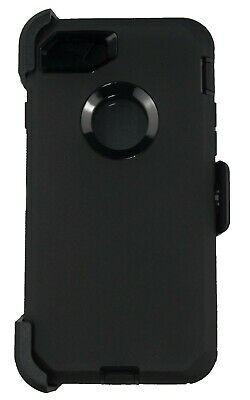 Defender Case & Belt Clip for Apple iPhone X, XR, 8, 7 (Holster Fits Otter Box)