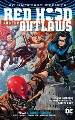 Red Hood & The Outlaws Vol 3