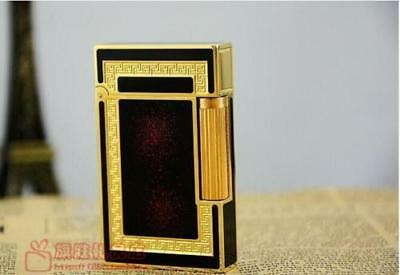 NEW HOT S.T Memorial Gold color lighter Bright Sound ! free shipping